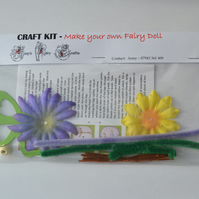 Craft Kit - Birthday Parties - Fairy Wand