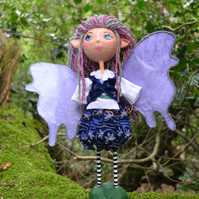 Yorkshire Woodland Fairy (Fiona)