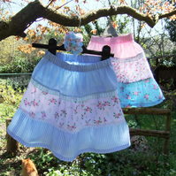 Tiered gypsy boho skirt. 3-4 years