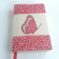 Red butterfly bookcover
