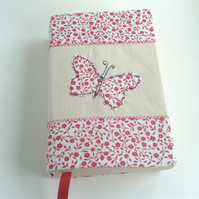 small red butterfly bookcover