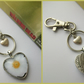 Cherokee Rose - Keyring. Inspired by Daryl and Carol from The Walking Dead.