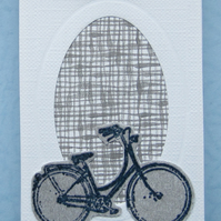 SALE Tiny Bicycle Notepad