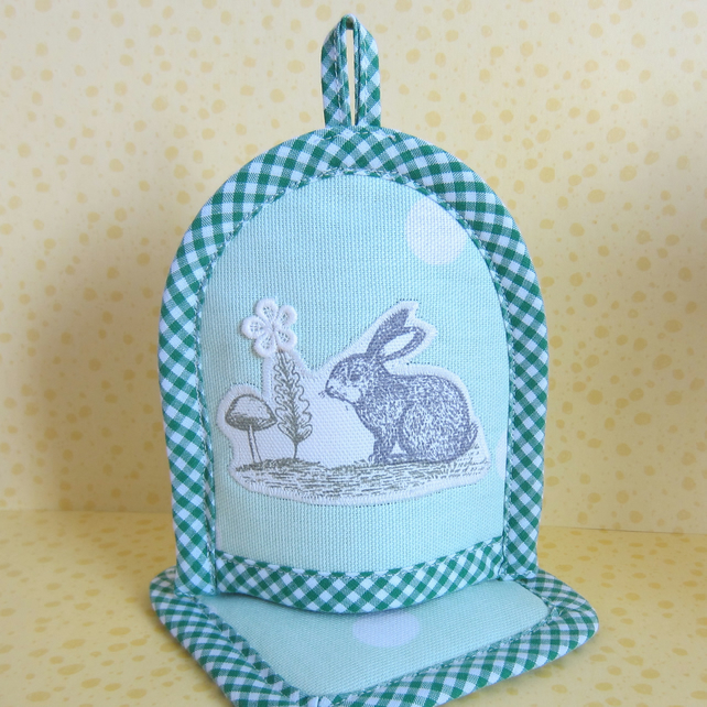 Easter Bunny Rabbit Egg Cosy