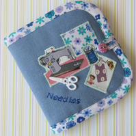 Sewing Items Needle Case