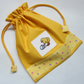 Easter Chick Gift Bag Drawstring Storage Bag