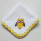 Owl Face Cloth