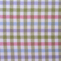 SALE 3.6 metres of Unused Vintage Vyella Check Fabric