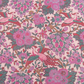 Vintage Unused Bird and Floral Fabric (2.5 metres)