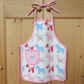 Child's Scottie Dog Apron