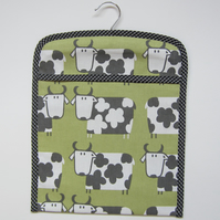 Cow Peg Bag