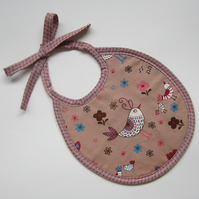 First Size Babies Bird Bib