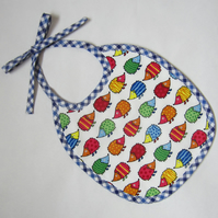 Babies Hedgehog Bib