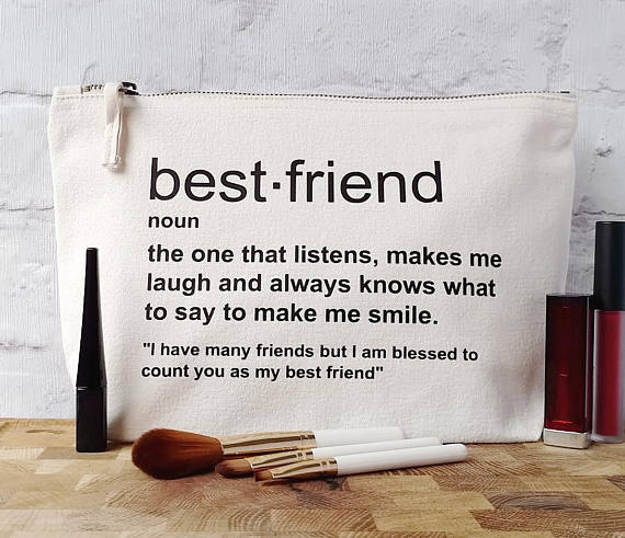 Best Friend Birthday Gift Toiletry