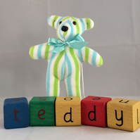 Striped Little Teddy