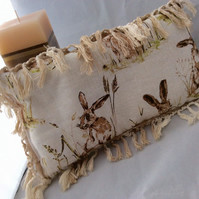 Hare Neck Cushion