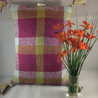 Hand Woven Scatter Cushion