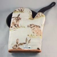Hare Oven Glove