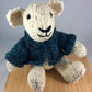 Hand Spun and Knitted Lamb