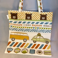 Adventure Park Eco Tote Bag