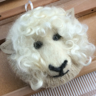 Lincoln Longwool Sheep Wall Hanging