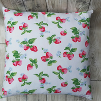 Cath Kidston Strawberries Cushion