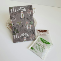 Tea Bag Wallet, Tea Bag Holder, Travel Wallet