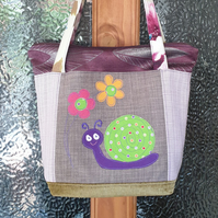 Recycled Bag, Upcycled Handbag