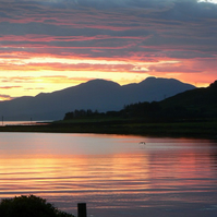 The Isle of Skye - Sunrise 1