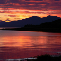 Isle of Skye - Sunrise 7