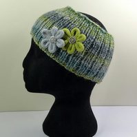 Hand Knitted Headwarmer