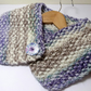 Hand Knitted Collar or Neckwarmer