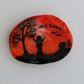 Well Done Gift, Girl Tree Painting on Shell, Congratulations Gift, Shell Art