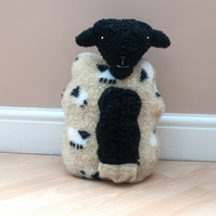 Handmade Sheep or Lamb Doorstop
