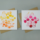 Two Limited Edition Letterpress Cards