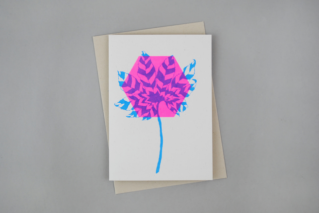 "All Occasion Card ""Aralia"""