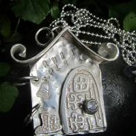 'I Do Believe' Silver Faerie House Book