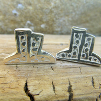 Faerie Spotted Wellington Earrings