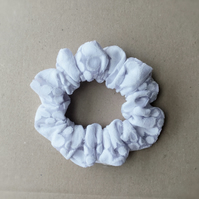 Good quality lace fabric hair scrunchies. Made in U.K