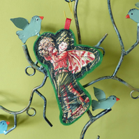 Flower Fairies - The Pine Tree Fairy - Christmas decoration