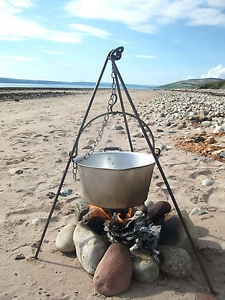 For Him,Cooking camping tripod, husband, boyfriend