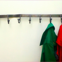 Bespoke coat rack