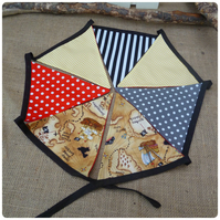 Pirate Treasure Map Bunting, Can be Personalised (SKU00424)