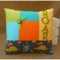 Dinosaur Roar Cushion (SKU00032)