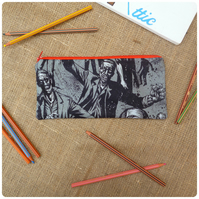 Personalised Zombie Pencil Case (SKU00427)