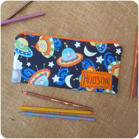 Personalised UFO Pencil Case (SKU00688)