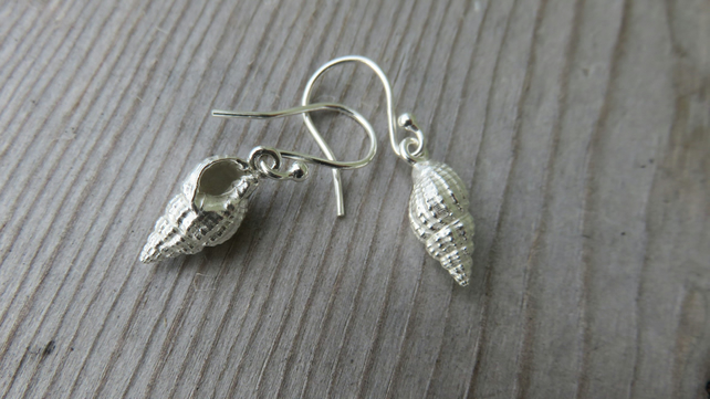Shell Earrings Small
