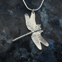 Dragonfly Necklace Medium