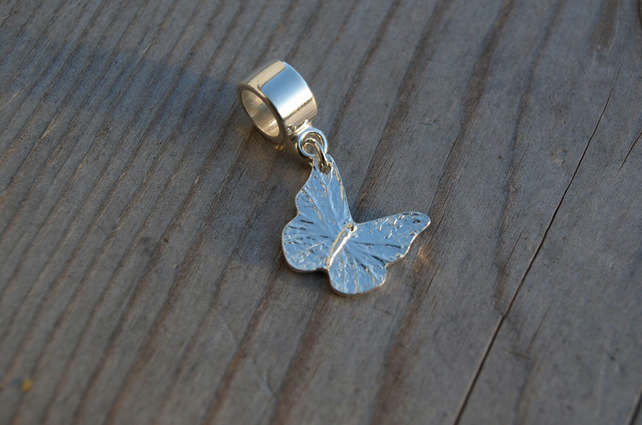 Butterfly 'Pandora Fit' Charm