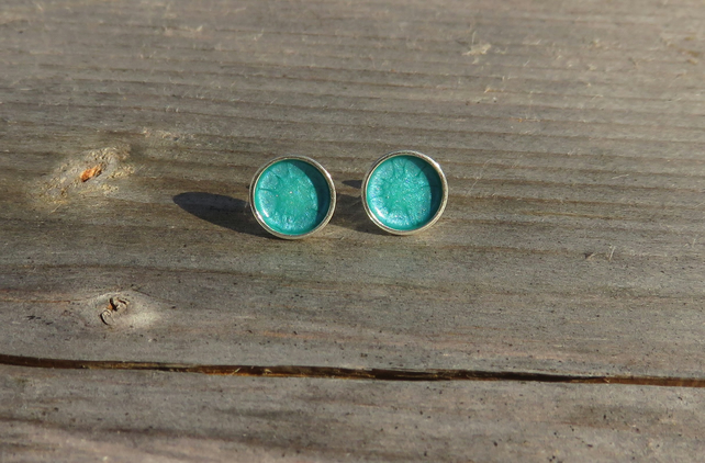 Turquoise Studs large
